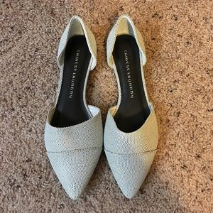 NWOT Chinese Laundry D'Orsay Flats