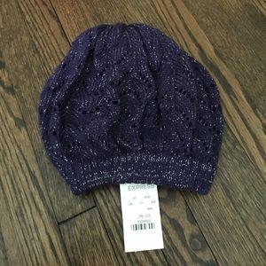 Express beanie hat