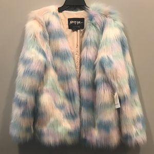 Nasty Gal Jackets & Coats - Nasty Gal Faux Fur Coat