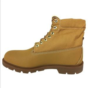 Timberlands Basic Roll Top Men's Boots (NEW) NWT