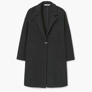 Mango lauri unstructured coat