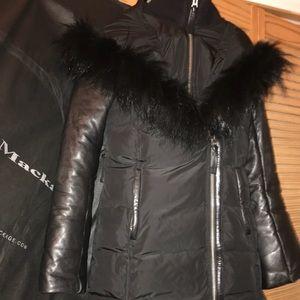 Mackage down coat