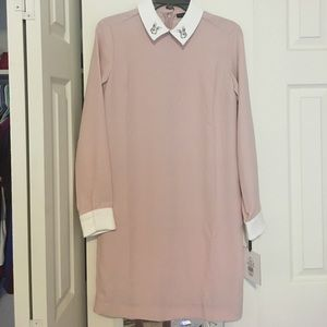 (NWT) Victoria Beckham shift dress