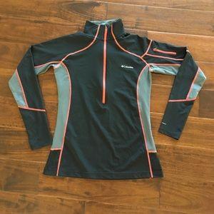 Columbia Omni-heat thermal comfort shirt