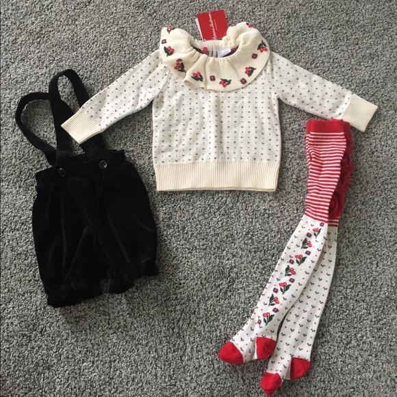 Both Size 120 Girls' Clothing (sizes 4 & Up) Hanna Andersson Girls Dress & Cartwheel Shorts