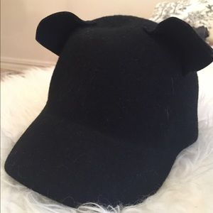 BCBG hat with ears