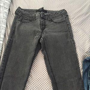 Denim - Dark washed jeans