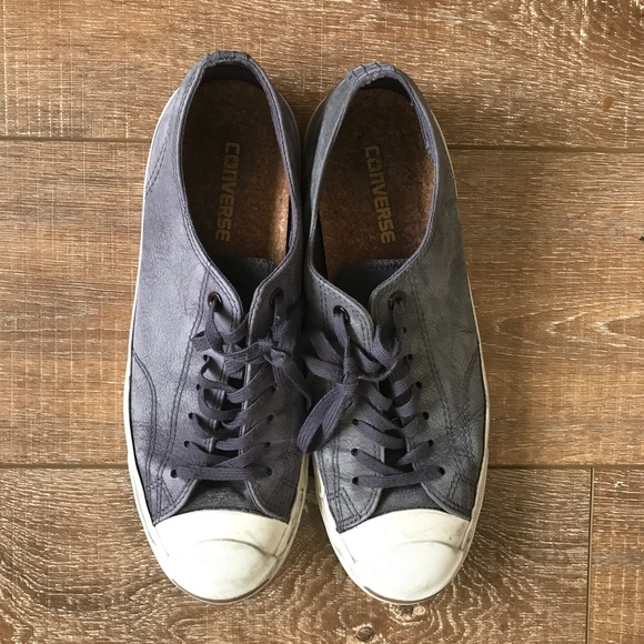 9486af01b7c3 Converse Other - Converse Leather Jack Purcell