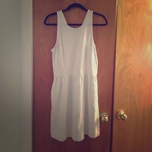 White Madewell Dress