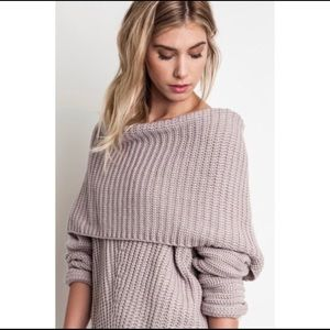 🎉🎉Last 1 Chunky Neutral Sweater🎉🎉