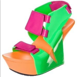 United Nude Bolt Wedges