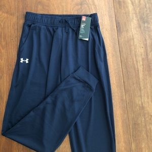 BNWT Under Armour Navy Blue Joggers XS