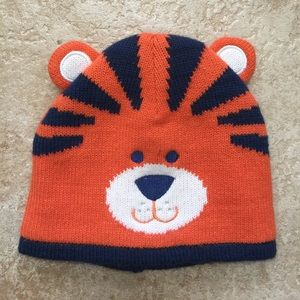 🐅Carter's Toddler Happy Tiger Face Beanie Hat