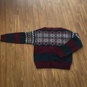 Sweaters - 100% Wool Thrift Crew Neck Sweater