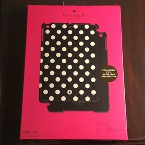 IPad Air Snap on Cover - Kate Spade- New