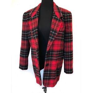 Vintage 90's clueless blazer