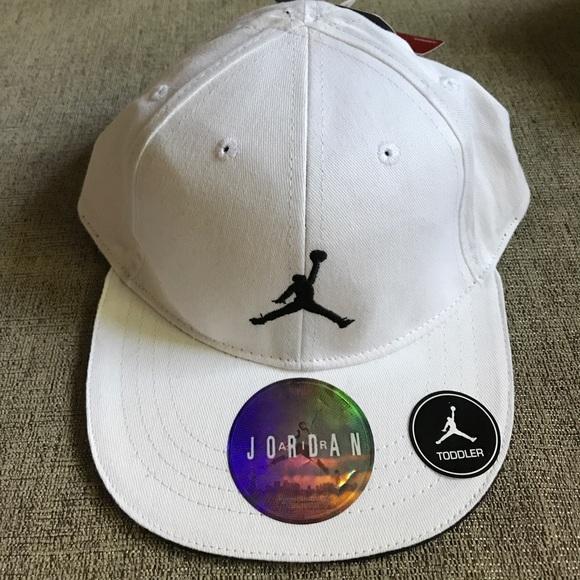 bdd90788 Nike Accessories   Nwt Toddler Michael Jordan Jump Man Hat   Poshmark