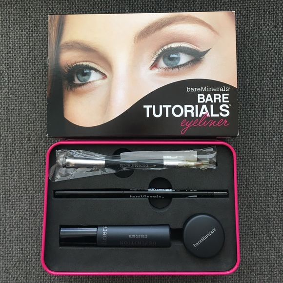 Bareminerals Makeup Bare Minerals Eyeliner Tutorial Kit Poshmark