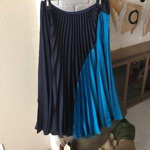 Theory Midi Skirt