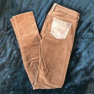 Joe's Jeans Corduroy Skinny size 27