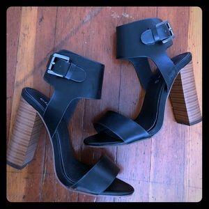 Open for casual heels