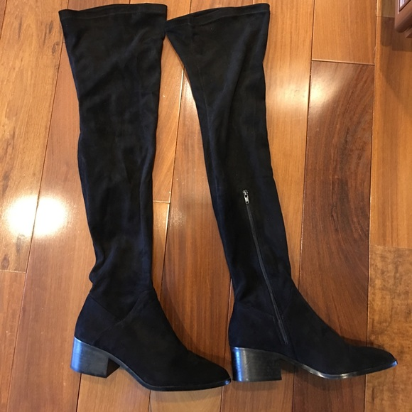 3b125a3cfe0 Steve Madden Gabriana Over the Knee Boots:like new