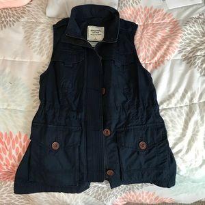 NWOT A&F vest