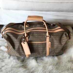 Authentic COACH Duffle Bag