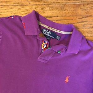 Polo by Ralph Lauren Collared Shirt - L