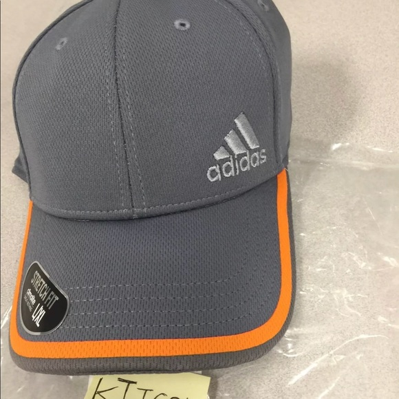115b133d05a Adidas Men s velocity stretch fit cap L XL