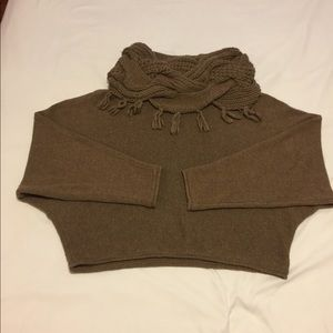 BCBG Maxazria Wool blend sweater top