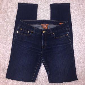 Tory Burch Supper Skinny Jeans