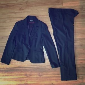 Express Editor Suit Jacket and Pants