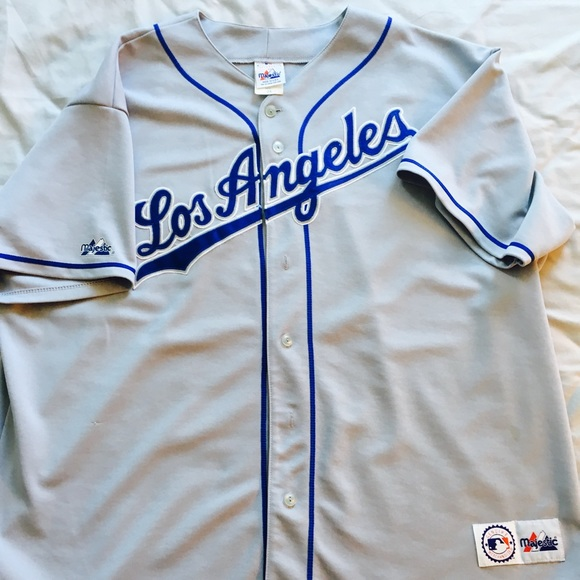 Majestic Other - Los Angeles Dodgers Away Jersey f8046e088cc