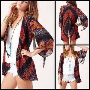 CLEOBELLA ✌🏽 May Kimono EUC