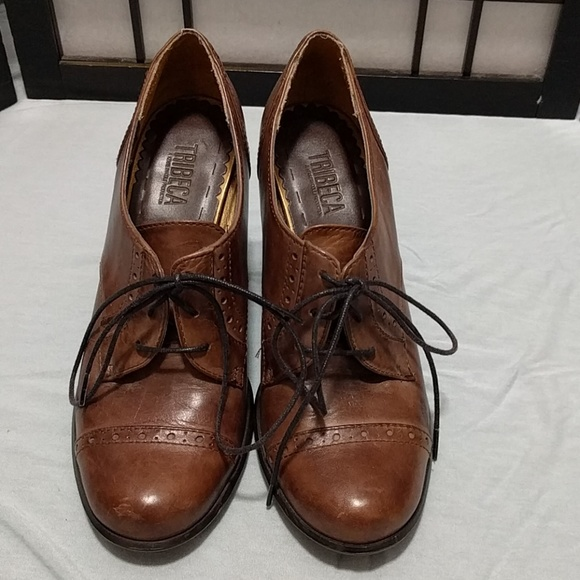 Tribeca by Kenneth Cole Shoes - Like newTribeca brown leather by kenneth cole 8.5