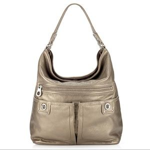 Marc by Marc Jacob Faridah Totally Turnlock Hobo