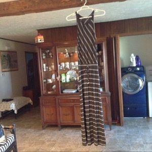 Maxi dress. Michael stars size medium.