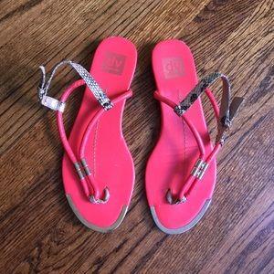 DV Dolce Vita Dixin Slingback Sandals
