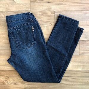 Kardashian Kollection Kourtney Crop Jeans
