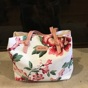 Wildfox Floral Tote