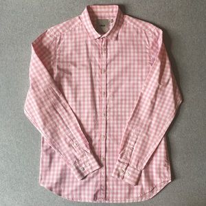 🔥: ASOS • Pink • Gingham • Button-Up