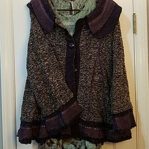 CLOSE OUT SALE-winter jacket- great for layers