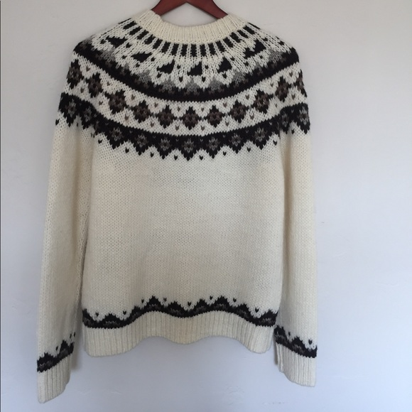 68% off Ann Taylor Sweaters - Ann Taylor Loft Embellished Fair ...