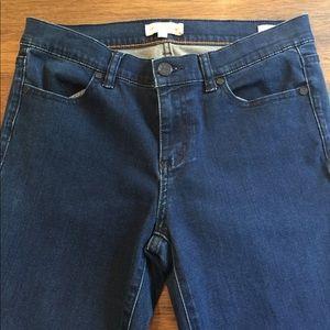 (293). Tory Burch jean legging.  SZ 29/31.5 inseam