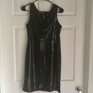Cynthia Rowley Sequined Dress - Sz 8
