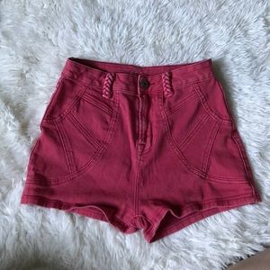 Urban Outfitters high waisted shorts 🌻