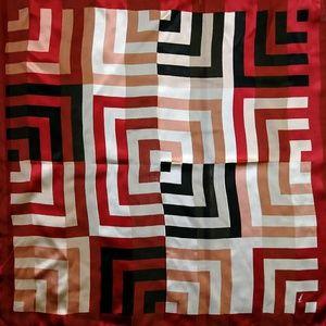 JAMMERS & Leufgen Silk Scarf