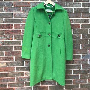 90's Calvin Klein wool trench coat