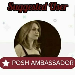 POSH AMBASSADOR AND SUGGESTED USER